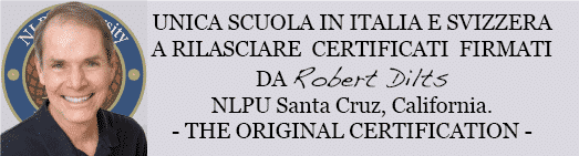 robert dilts certificazione pnl sistemica