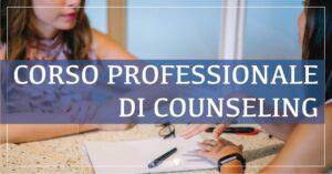 corso counseling